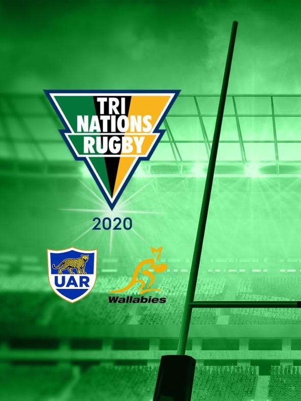 Rugby: Argentina - Australia