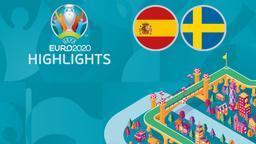 Spagna - Svezia. 1a g. Gruppo E