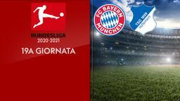 Bayern Monaco - Hoffenheim. 19a g.