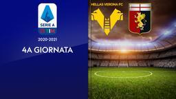 Verona - Genoa. 4a g.