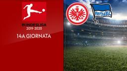 Eintracht F. - Hertha B.. 14a g.