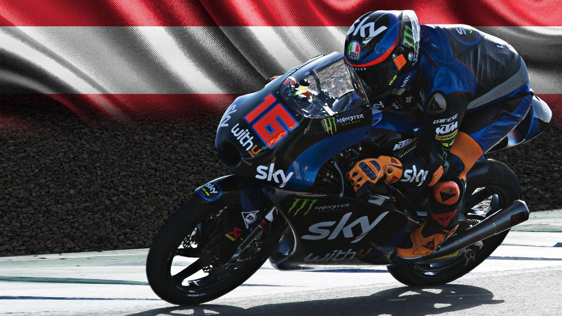 Sky Sport MotoGP Moto3 Gara: GP Austria