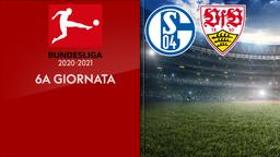 Schalke - Stoccarda. 6a g.