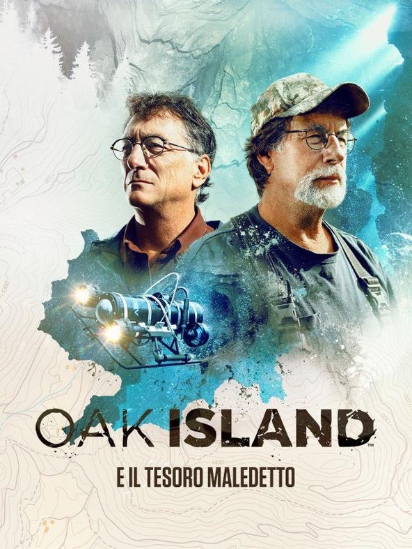 S8 Ep13 - Oak Island e il tesoro maledetto