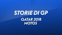 Qatar 2018. Moto3