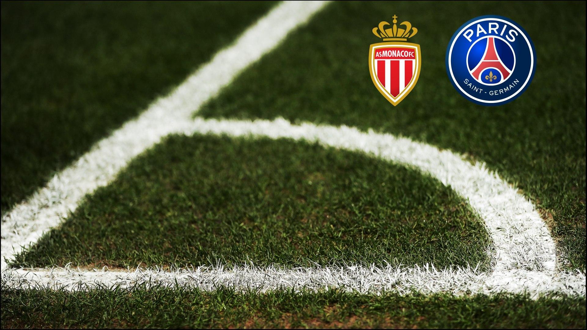 DAZN1 Monaco - PSG