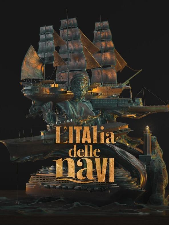 L''Italia delle navi-  - 1^TV