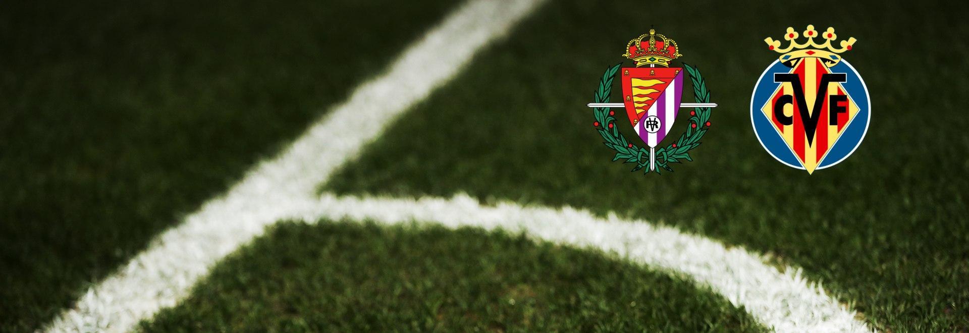 Real Valladolid - Villarreal. 36a g.
