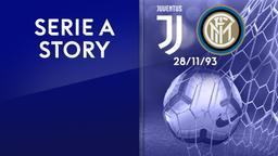 Juventus - Inter 28/11/93