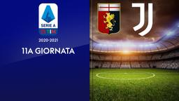 Genoa - Juventus. 11a g.
