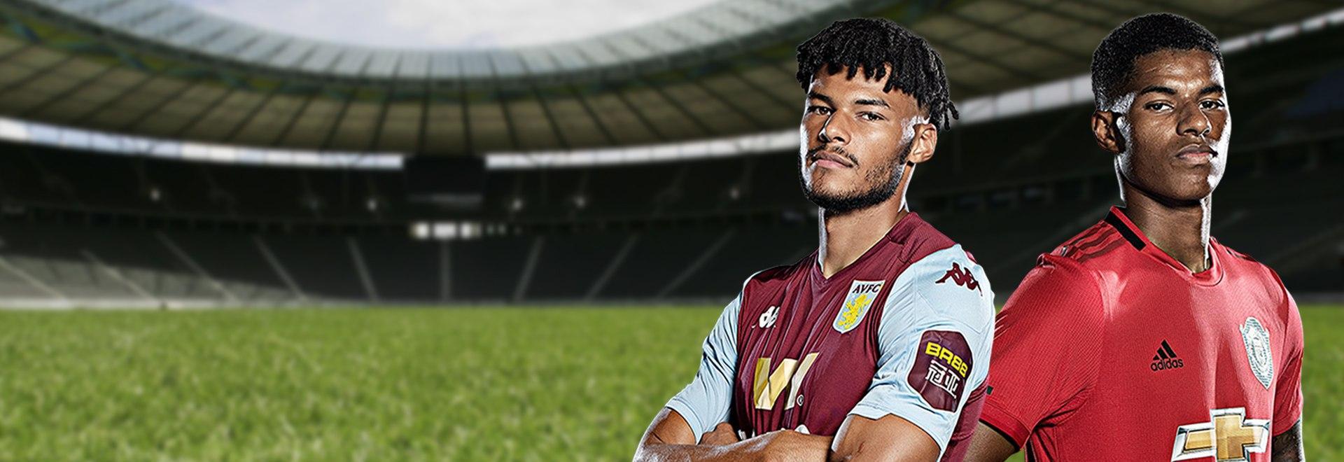 Aston Villa - Man Utd. 34a g.