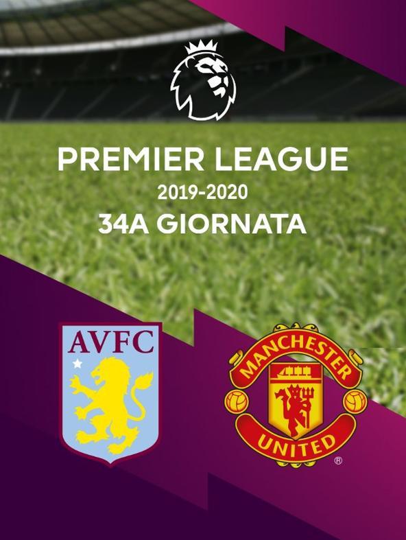 Aston Villa - Man Utd  (diretta)