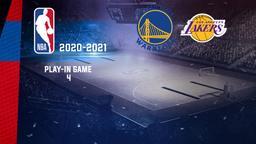 Warriors - Lakers