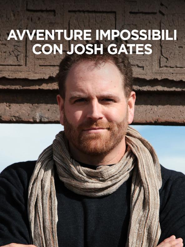 S5 Ep8 - Avventure impossibili con Josh Gates