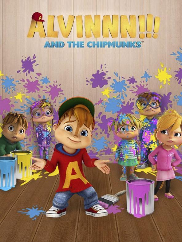 Ammutinamento / Il reality di Alvin