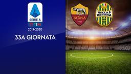Roma - Verona. 33a g.
