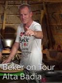 Beker on Tour Alta Badia