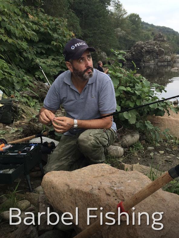 Barbel Fishing