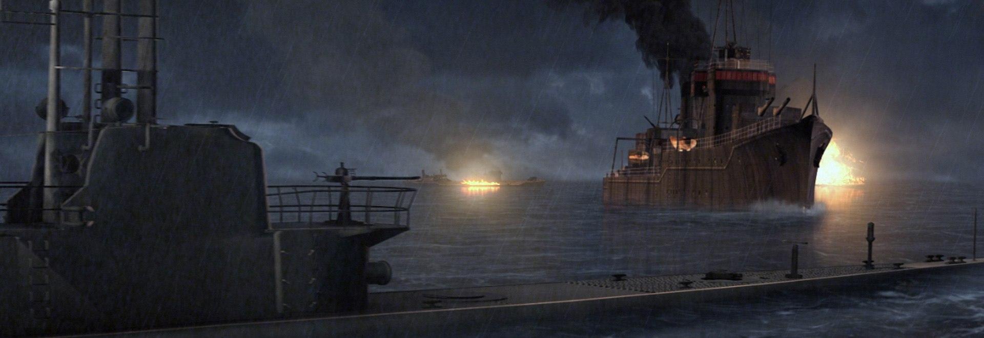 Missione Royal Navy