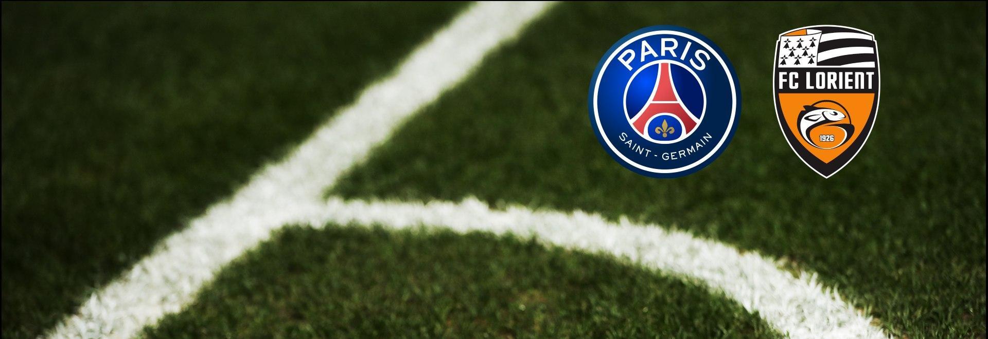 PSG - Lorient. 15a g.