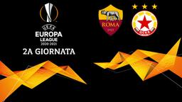 Roma - CSKA Sofia. 2a g.