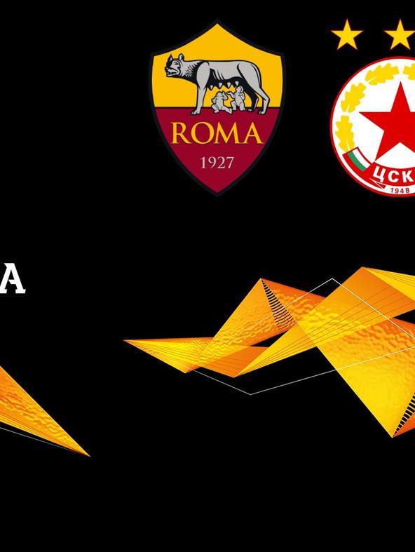 Roma - Cska Sofia   (diretta)