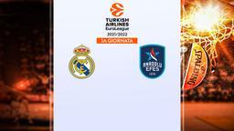 Real Madrid - Efes