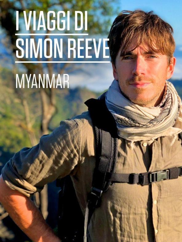 S7 Ep1 - RED - I viaggi di Simon Reeve: In...