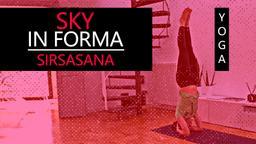 Yoga Sirsasana