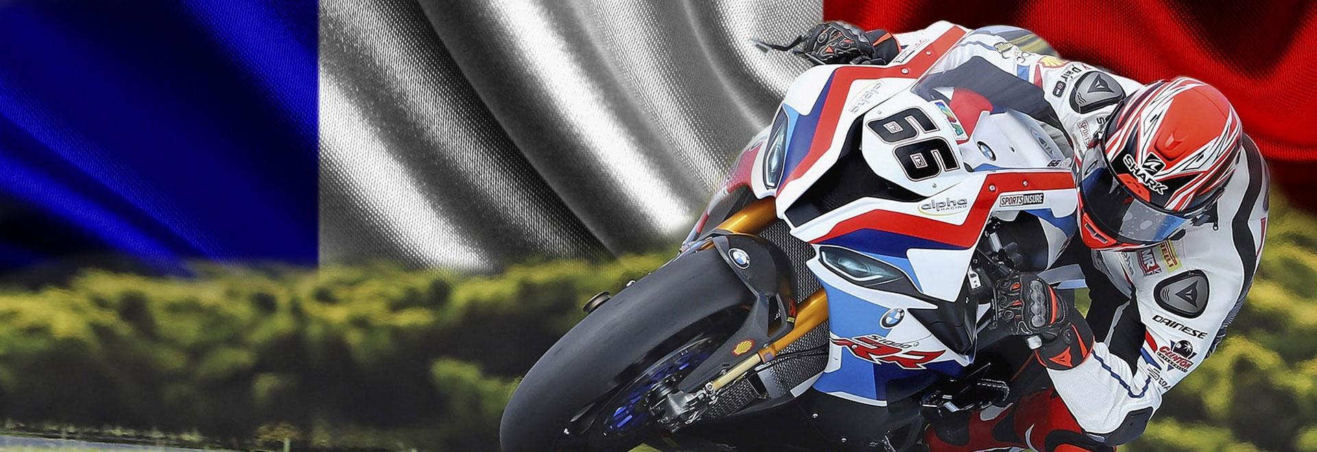 Francia. Race 1