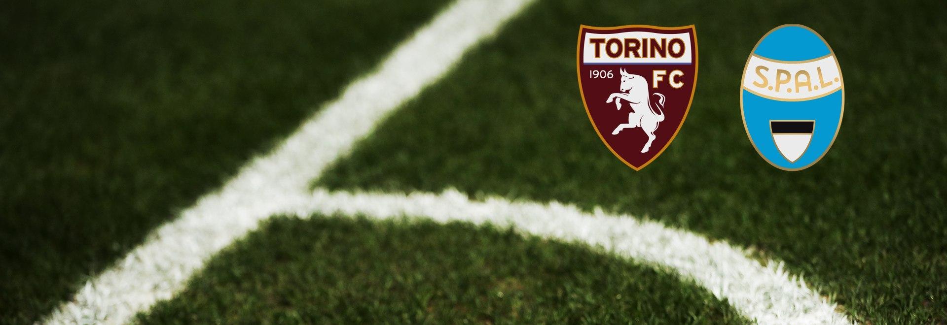 Torino - Spal. 17a g.