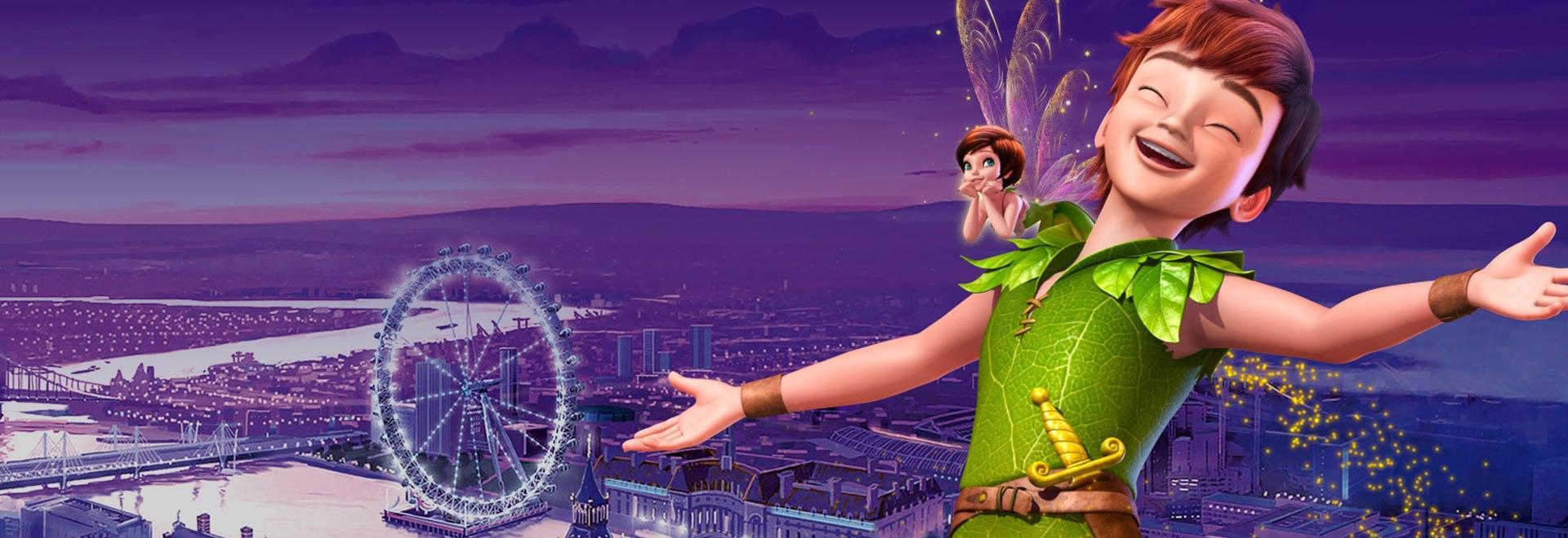 Le nuove avventure di Peter Pan - Stag. 2 Ep. 14 - Talenti naturali