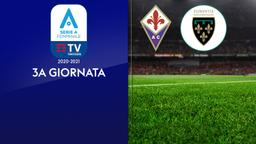 Fiorentina - Florentia. 3a g.