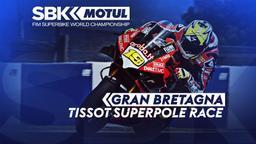 Gran Bretagna. Superpole Race