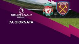 Liverpool - West Ham United. 7a g.