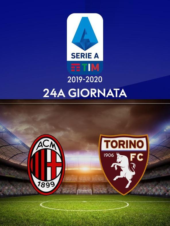 Milan - Torino. 24a g.