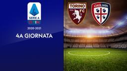 Torino - Cagliari. 4a g.