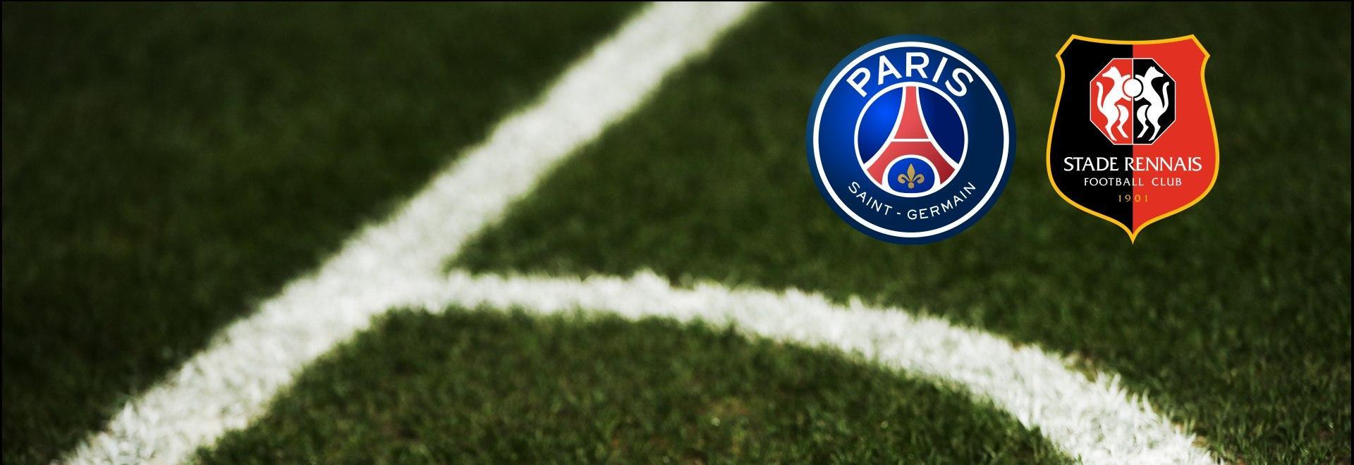 PSG - Rennes. 10a g.