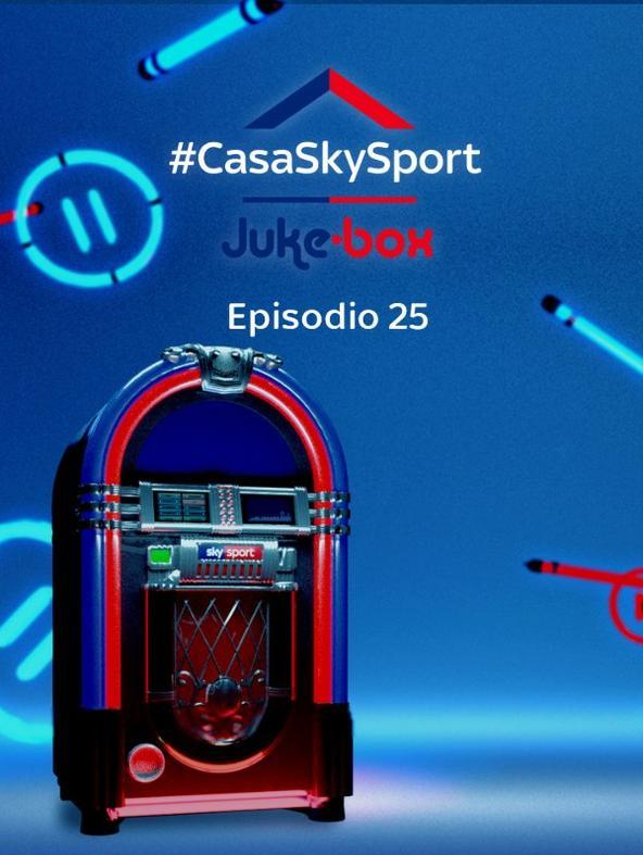 #CasaSkySport Jukebox