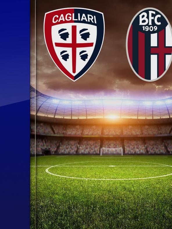 Cagliari - Bologna. 25a g.
