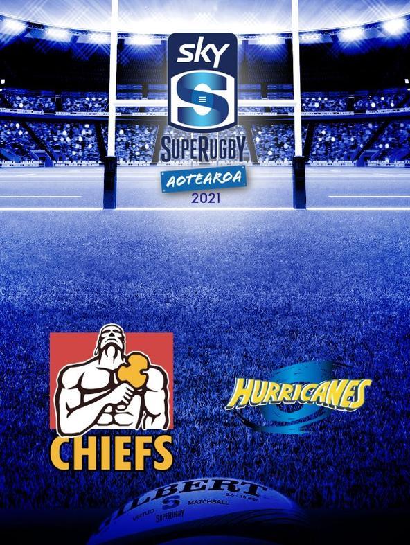 Chiefs - Hurricanes