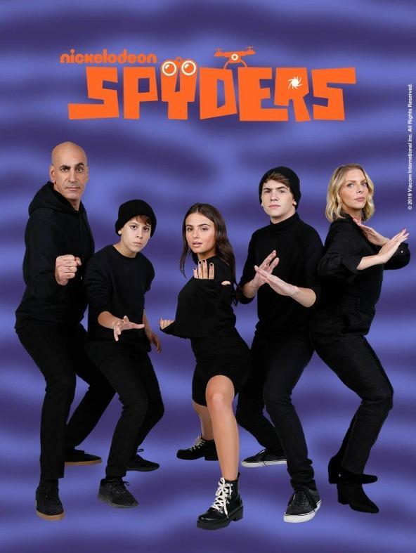 Nickelodeon Spyders