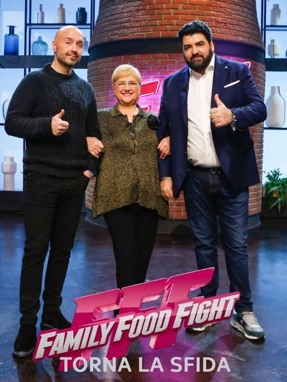 Family Food Fight - Torna la sfida