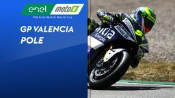 GP Valencia. Pole