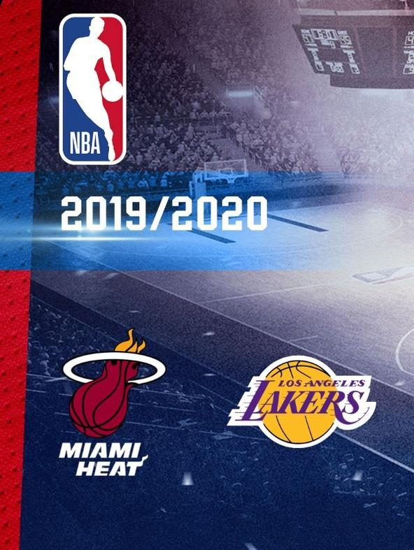 Miami - LA Lakers. Finals Gara 3