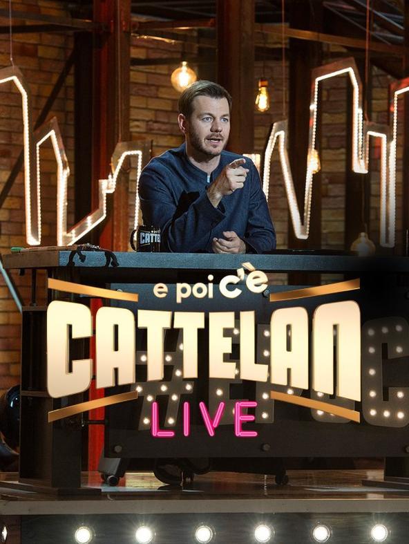 E poi c'e' Cattelan (diretta)