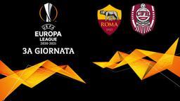 Roma - Cluj. 3a g.