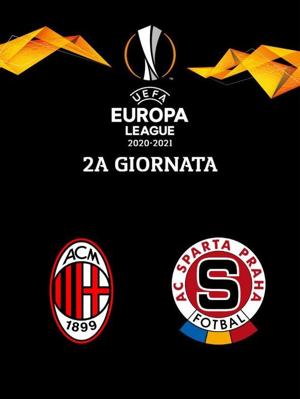 Milan - Sparta Praga   (diretta)