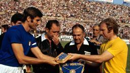 Zidane, Ronaldo, Moore