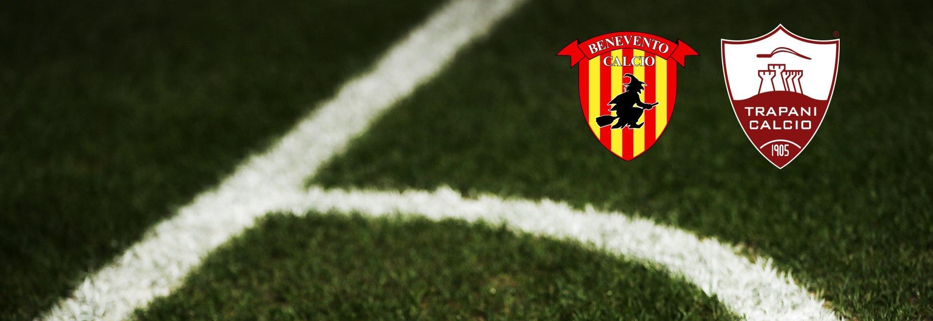 Benevento - Trapani. 15a g.